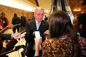 Trumps Hpuse In New York Who Is Joseph Keith Kellogg Jr Michael Flynn Resigns Donald