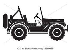 safari jeep front clipart cartoon jeep clip art jeep silhouette royalty free clip art