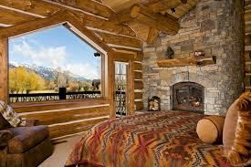 beautiful log home interiors beautiful log home bedrooms photos house design interior