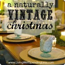 decorating ideas for vintage decorations
