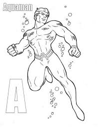 25 coloring pages superheroes images