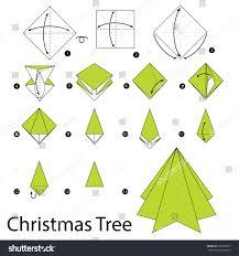 oragami christmas tree part 28 origami art us interior design