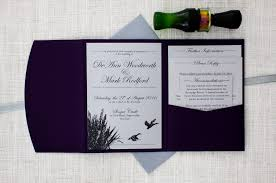 wedding invitations new zealand ducks pocketfold wedding invitation be my guest