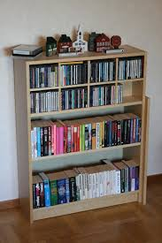 rack ikea bookcases for inspiring simple storage design ideas