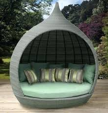 Outdoor Daybed With Canopy Canopy Outdoor Daybed Wing Canopy Outdoor Patio Daybed Findables Me
