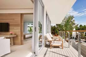 miami home design usa the miami beach edition premiere bungalow oceanfront suite