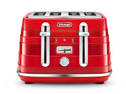 Toaster And Kettle Set Red Toasters Delonghi Australia