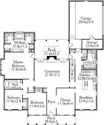 classic home floor plans classic american home plan 6219v architectural designs house plans
