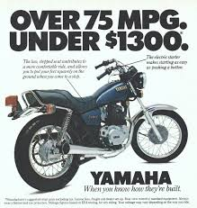 yamaha motorcycles advertisement gallery