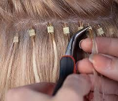 microbeads extensions micro loop human hair extensions