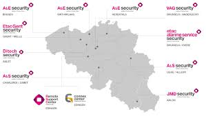 Where Is Brussels Belgium On A Map A U0026e Security