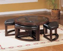 coffee tables splendid beautiful coffee table ottoman sets for