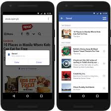 facebook u0027s buried save feature has 250 million users a month and