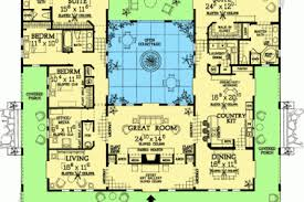 mediterranean floor plans with courtyard mediterranean courtyard home plans photo albums homes