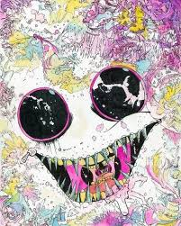 Famosos Good trip acid | via Tumblr on We Heart It &AQ88