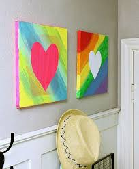 best 20 kids canvas art ideas on pinterest tissue paper art
