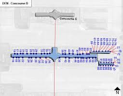 denver airport terminal map my blog
