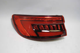 audi a4 tail lights 2015 2016 audi a4 b9 quattro factory left rear outer tail light led