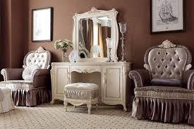 Thin Vanity Table Bedroom Furniture Dressing Table Chair Narrow Vanity Table