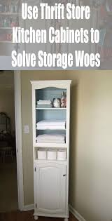 linen cabinet storage solution extra storage storage and kitchens