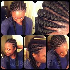straight back hairstyle beautiful african straight back hairstyle look this 2018