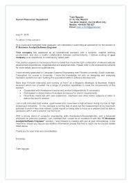 cover letter for graduate software developer mediafoxstudio com