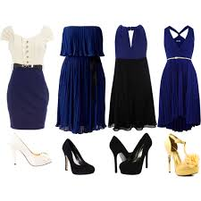 how to at a wedding blue dresses to wear at a wedding polyvore