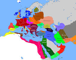 Europe Map Labeled by Quick Hit Ctrl Or Command V Number 3 Civfanatics Forums
