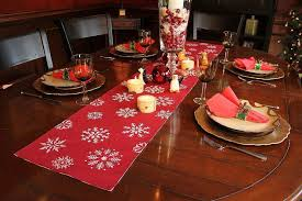 holiday table runner ideas 33 free patterns for making a christmas table runner guide patterns