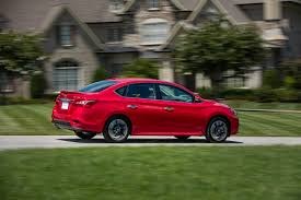 nissan sentra pricing for 2017 nissan sentra and sr turbo models released