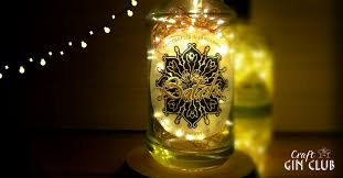 how to make fairy lights how to turn your gin bottle into de light ful décor craft gin club