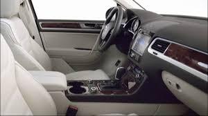 volkswagen touareg interior 2004 touareg 2010 interior hd 720 youtube
