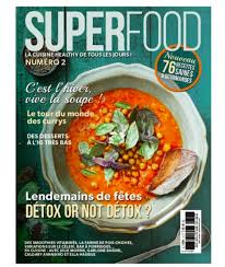 julie cuisine le monde superfood n 2