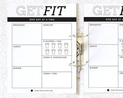 printable daily food intake journal food diary daily food log food log exercise tracker