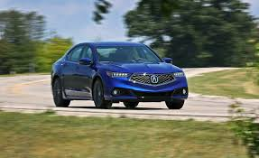 mazda car and driver 2018 acura tlx in depth model review car and driver