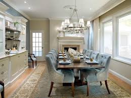 turn an empty space into a divine dining room hgtv