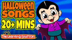Halloween Songs For Children Happy Halloween Kids Songs