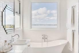egg shaped tub contemporary bathroom kendall wilkinson design