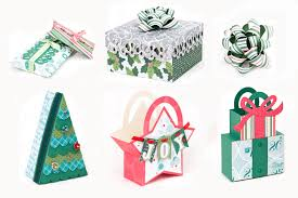 christmas boxes christmas gift bags and boxes svg kit 6 99 svg files for