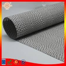 grey dish mat table cover jacquard vinyl office floor mat