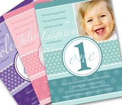 one year old birthday invitations marialonghi com