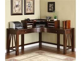 Wood Corner Desk With Hutch by Wooden Corner Desks For Home U2014 All Home Ideas And Decor Cozy
