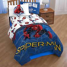 Marvel Bedding Spider Man Homecoming Twin Sheet Set New Marvel Shop