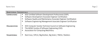 software developer resume tips software engineer resume example and tips zipjob