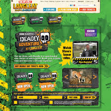 Challenge Deadly Brond Deadly Adventure At Longleat