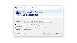 connexion bureau distance pour mac comment accéder à ordinateur à distance conseils d experts fnac