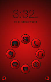 smart luncher apk app softred theme smart launcher apk for windows phone android