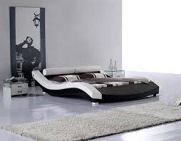 Modern Bedroom Furniture Beds And Complete Sets - Contemporary platform bedroom sets