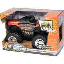 bigfoot monster truck games u games road bigfoot monster truck toys rippers big foot blue u