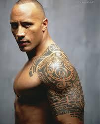 samoan polynesian tattoo on half sleeve photos pictures and